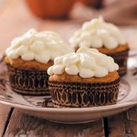 Pumpkin Cupcakes Photo