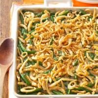 Green Bean Casserole Photo