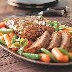 Venison Meat Loaf Recipe