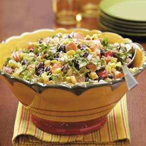 Fiesta Salad Recipe