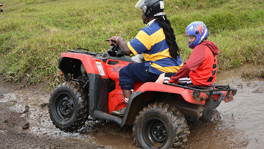 Arenal Volcano ATV From: $99.00 p/p
