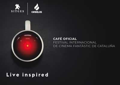 Candelas apoya una vez más a la Cultura y será el Café Oficial de Sitges, Festival Internacional de Cinema Fantastic de Catalunya