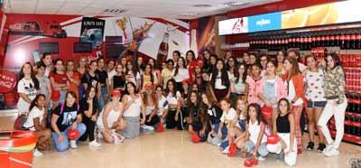 COCA-COLA EUROPEAN PARTNERS E INSPIRING GIRLS LANZAN UN PROGRAMA INSPIRACIONAL PARA NIÑAS