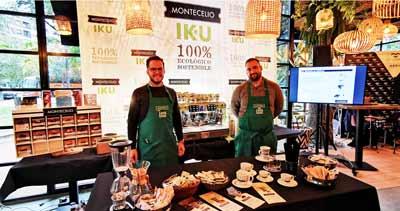 Montecelio presentó en Andalucía, Iku, su gama 100% ecológica y sostenible