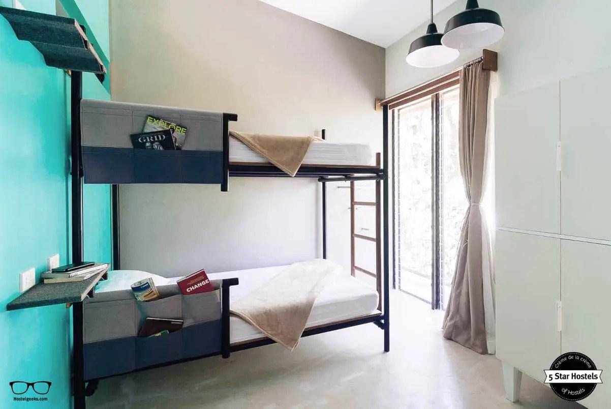 SPIN Designer Hostel In El Nido FULL Review 2018