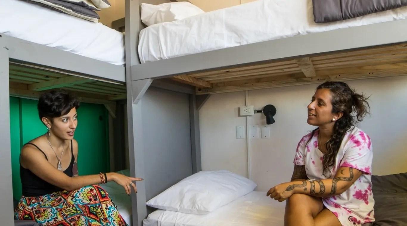 Habitacion Cuadruple - Hostel Hormiga Negra - Bariloche