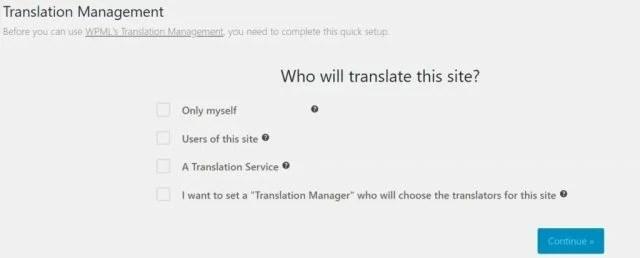 Переведите ваш сайт Elementor WordPress плагином WPML