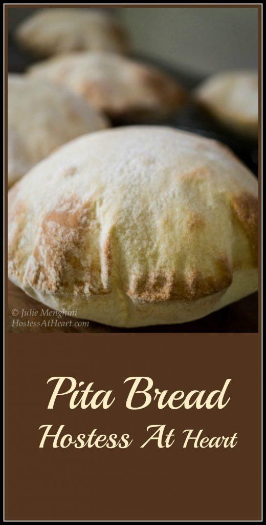 Pita Bread | HostessAtHeart