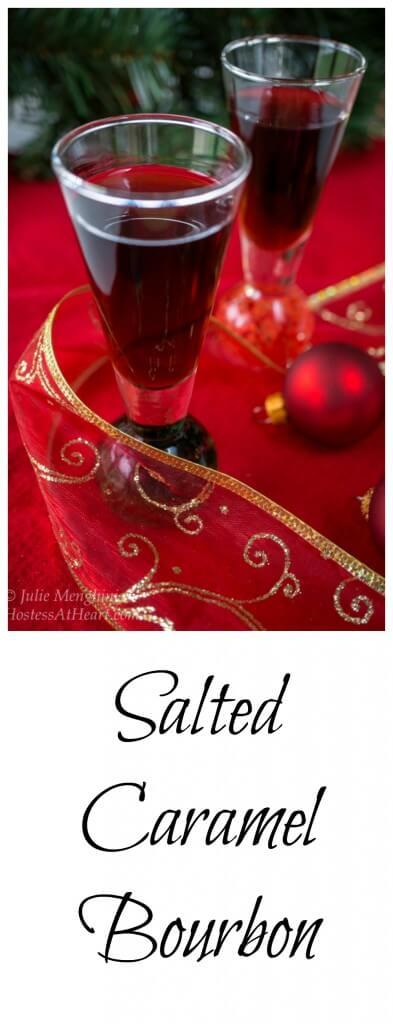 Salted Caramel Bourbon | Hostess At Heart
