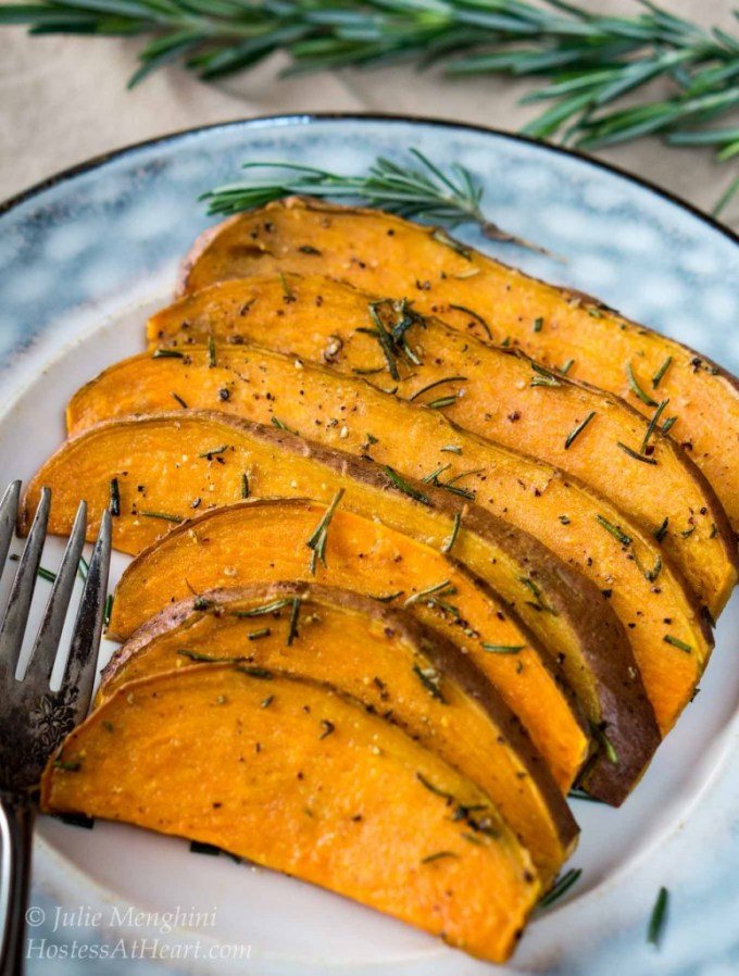 Grilled Sweet Potato Packets