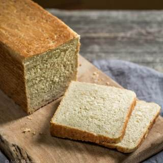 Honey-Oat Pain de Mie Sandwich Bread