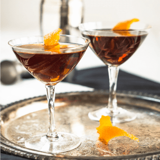 Bootleg Black Gold Whiskey Cocktail Recipe