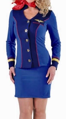 Stewardessenuniform