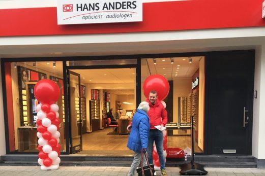 Hans Anders promoboy