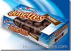 hostess copycat donettes recipe clone doughnuts