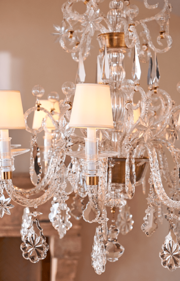 french lighting designers. the louisxvstyle alexandra large chandelier features handmade rope glass arms a scalloped body and scaled drops all true to itu0027s original french lighting designers