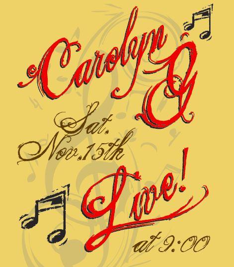 Carolyn G 11-15