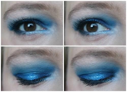 ace beauté oceanic eyeshadow palette review swatch makeup look 3 looks 1 palette