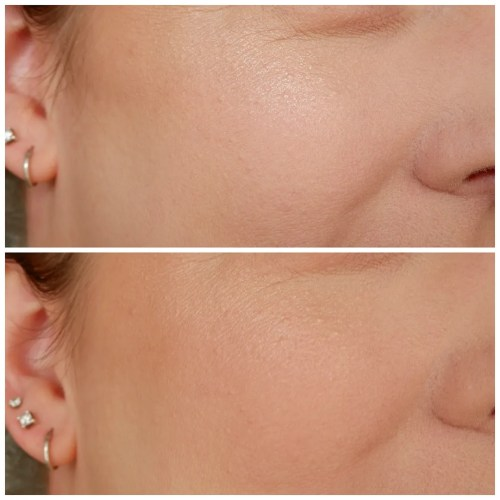 charlotte tilbury pillow talk blush review swatch application fair skin