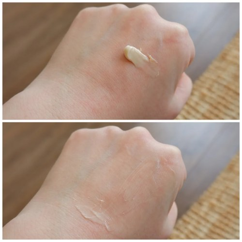 dr. jart ceramidin cream review skincare swatch application dry skin sensitive skin korean beauty