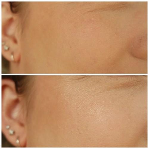 fenty killawat highlighter lightning dust fire crystal review swatch makeup look
