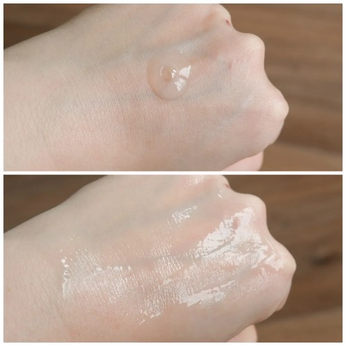good molecules super peptide serum skincare review swatch