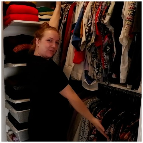 wardrobe reorganization spring cleaning spring fashion trends declutter 2021