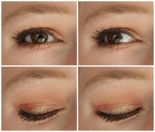 zoeva melody eyeshadow palette review swatch makeup look 2 looks 1 palette