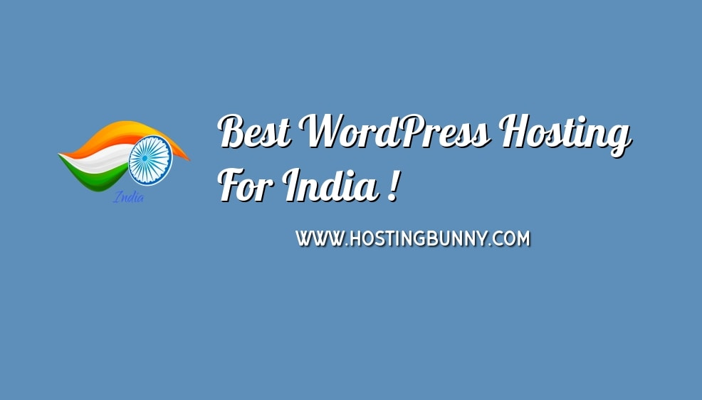 Best WordPress Hosting for India