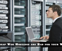 Why Cheap Web Hostings are Bad for your Website?