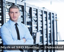 Myth of SEO Hosting — Debunked