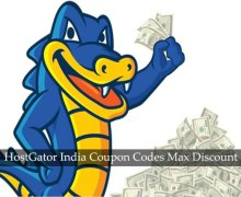 HostGator India Coupon Codes Max Discount
