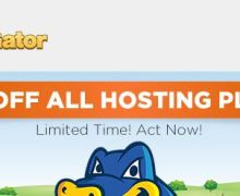 HostGator Year End Flash Sale
