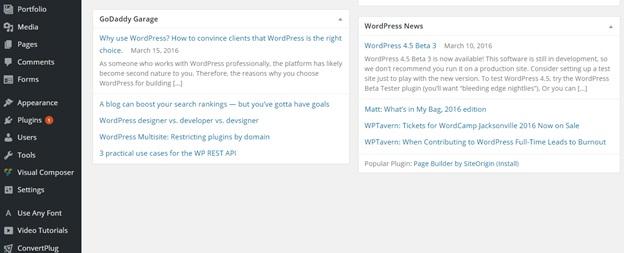 Installing or Updating Plugins in WordPress