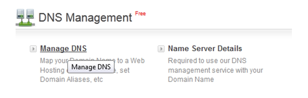 Step3 DNS Management