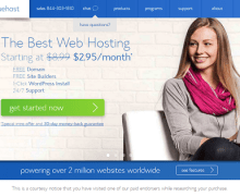 Bluehost Coupon Code at $2.95/Month + FREE DOMAIN (February 2017)