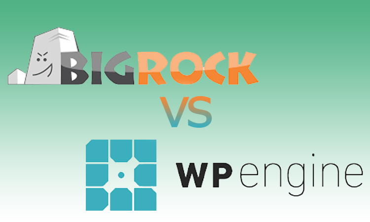 BigRock vs WP Engine Review