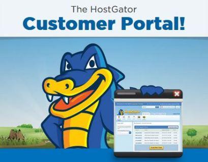 HostGator Account Customer Portal