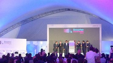 IBM inaugura un Smarter Data Center en México
