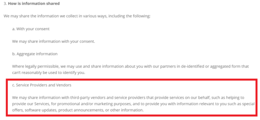 AwardSpace Privacy Policy
