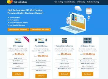 Revisión de WebHostingBuzz
