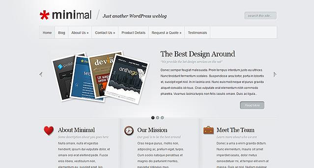 laman web produk