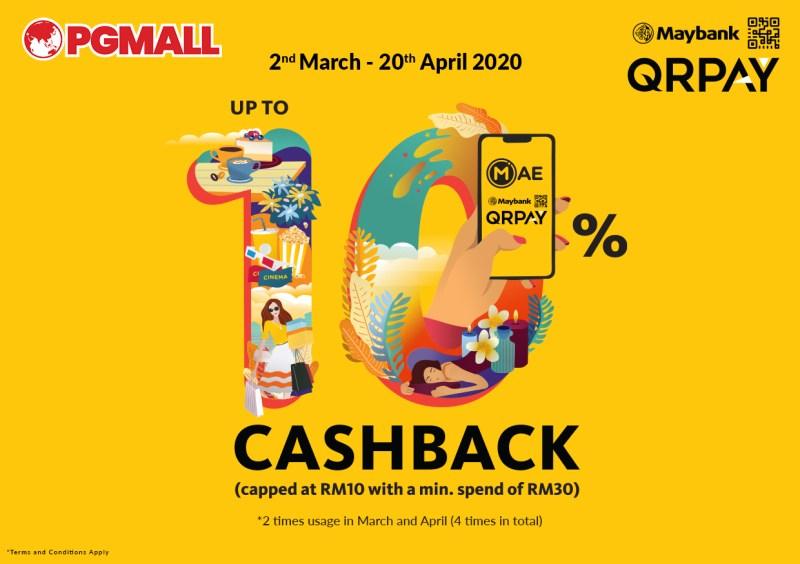 maybank qr pay cashback