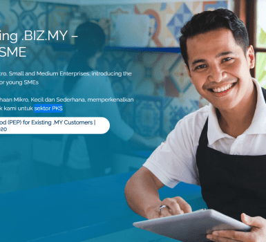 MYNIC Memperkenalkan Domain .BIZ.MY
