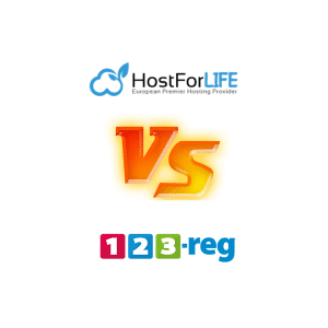 HostForLIFE VS 123-reg ASP.NET Hosting in UK Comparison