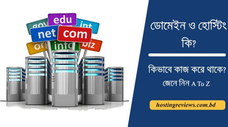 what is domain and hosting-hostingreview.com