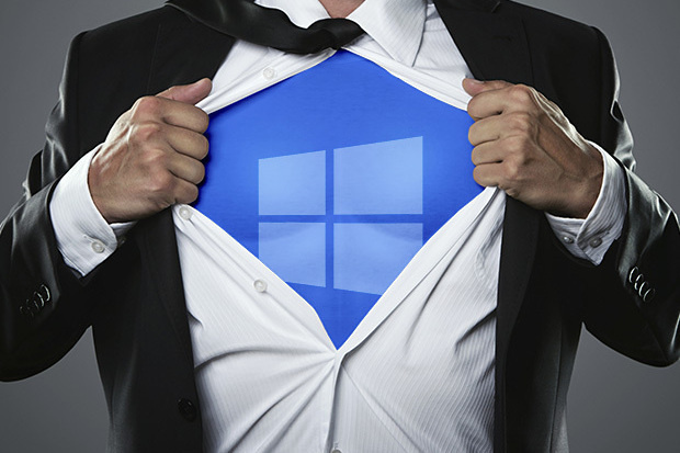 Windows Server 2016 hero