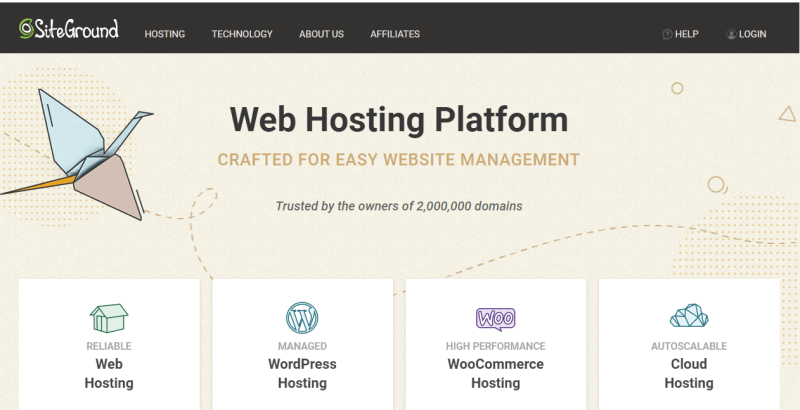 SiteGround Hosting Is An Awesome Hosting For Bloggers