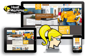 business website builder