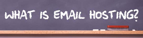 Email Hosting Definition